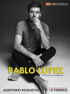 Pablo Lopez Auditorio Roquetas de Ma