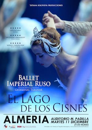 Balet Imperial Ruso en Almería